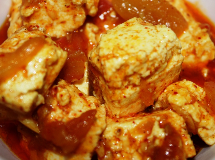 Cottage Cheese/Paneer: Spicy& Sour Paneer (cottage cheese) - Recipe in masalahealth.com