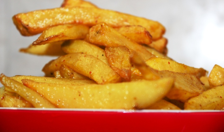 French Fries: Masala French Fries - Recipe in masalahealth.com