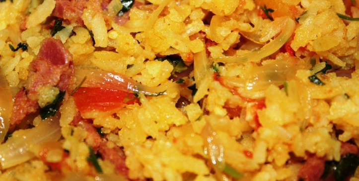 POHA: Scrumptious Poha - Recipe in masalahealth.com