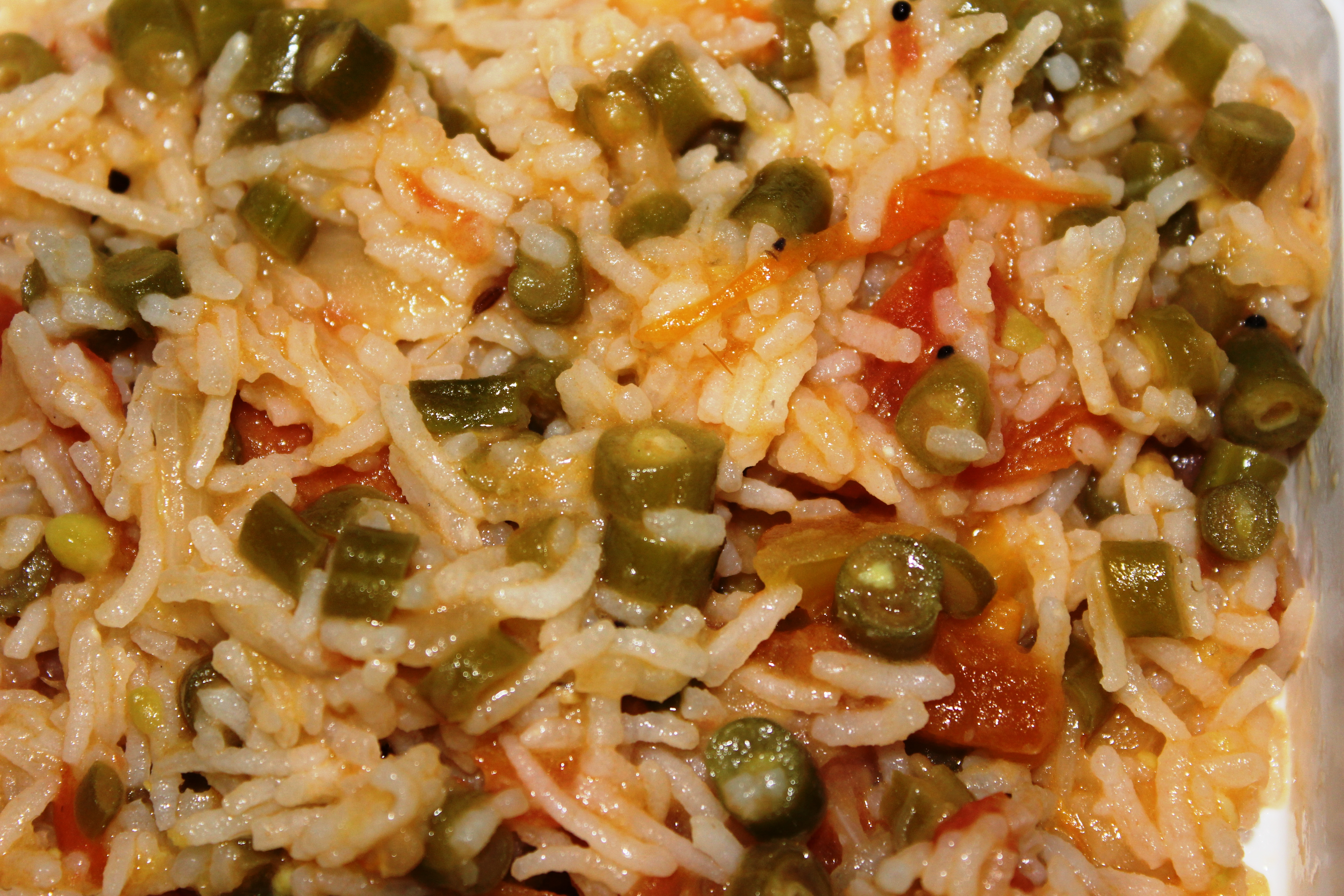 KHICHDI: Butter Khichdi with French Beans – Recipe in masalahealth.com