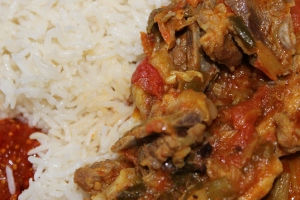 NON-VEGETARIAN MEAL: (Lip-smacking) Mutton - Recipe in masalahealth.com