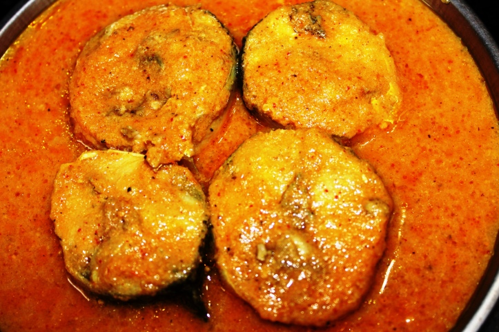 Ghol (Jewfish) curry - The Recipe in masalahealth.com