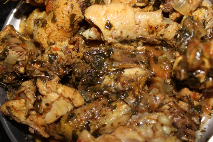 CHICKEN GRAVY: Kasoori Methi Chicken - Recipe in masalahealth.com