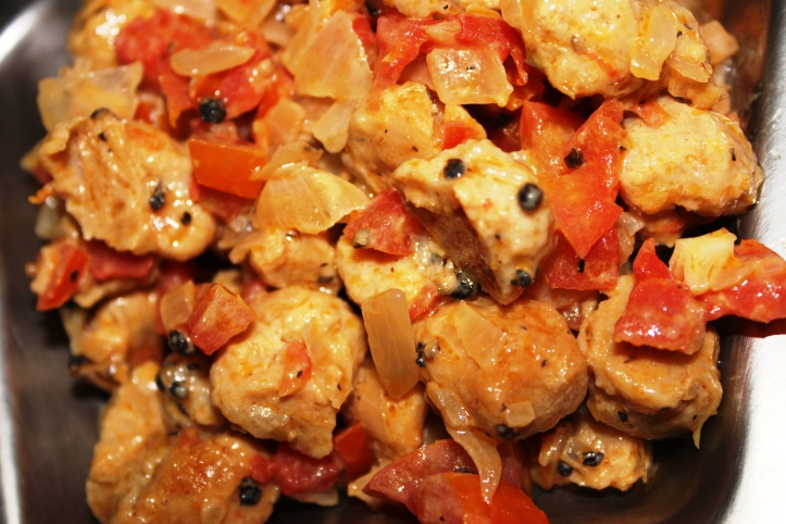 DELICIOUS VEGETARIAN FOOD: Mouth-watering Soya Chunks - Recipe in masalahealth.com
