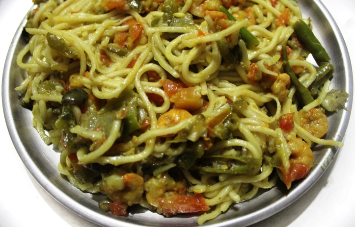 HEALTHY FOOD: NOODLES in delightful flavour - Recipe in masalahealth.com