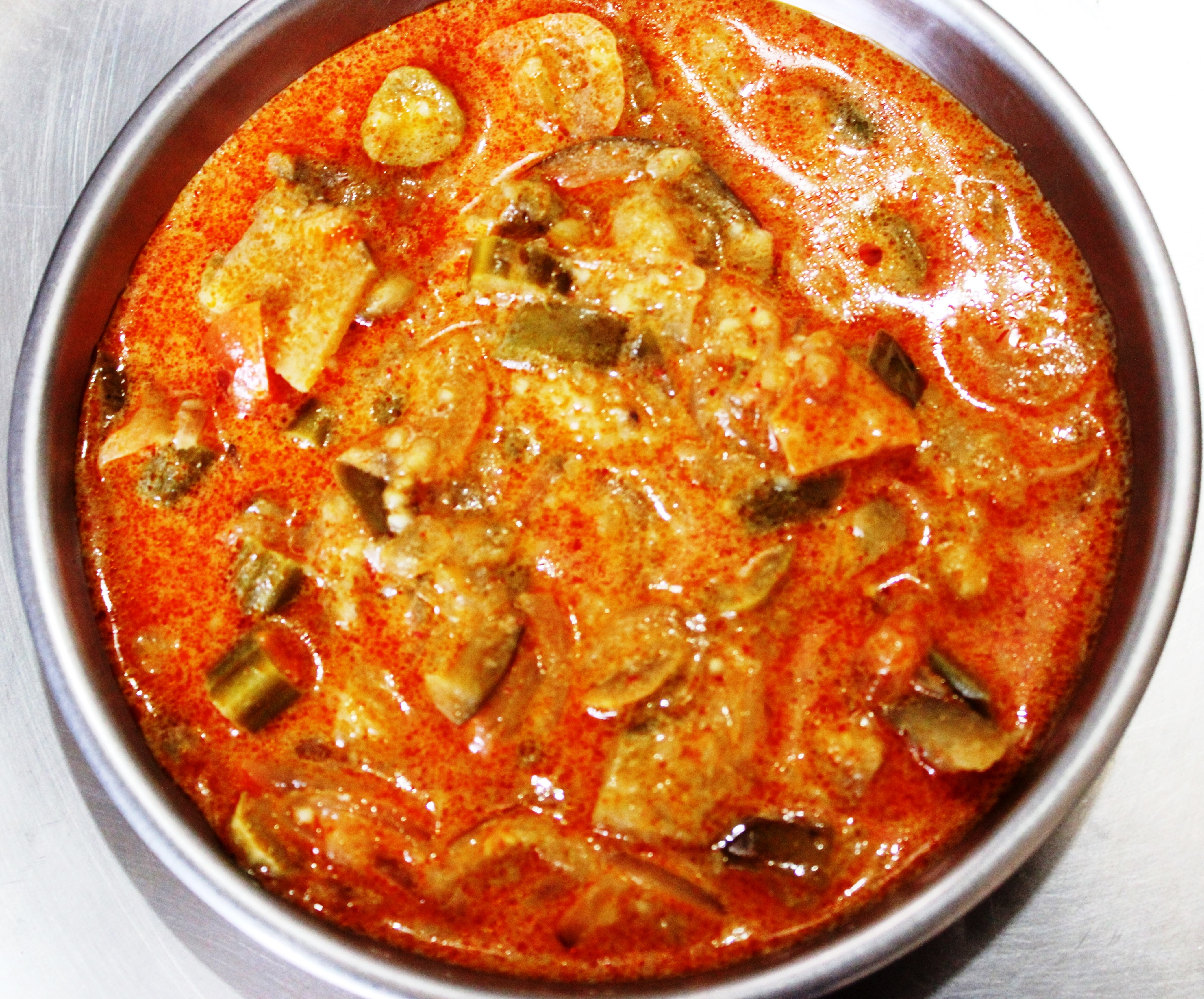 VEGETARIAN CURRY: The Rich & Flavourful Buttermilk Curry – Recipe in masalahealth.com