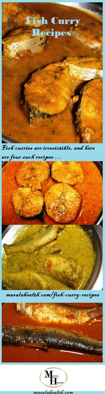 Fish Curry Recipes in masalahealth.com