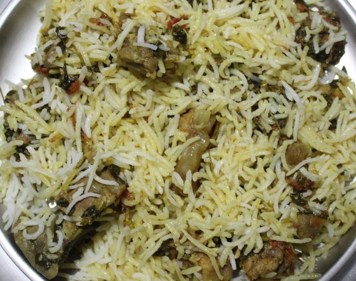 Pulao -  Recipe of the FABULOUS Pulao in masalahealth.wordpress.com