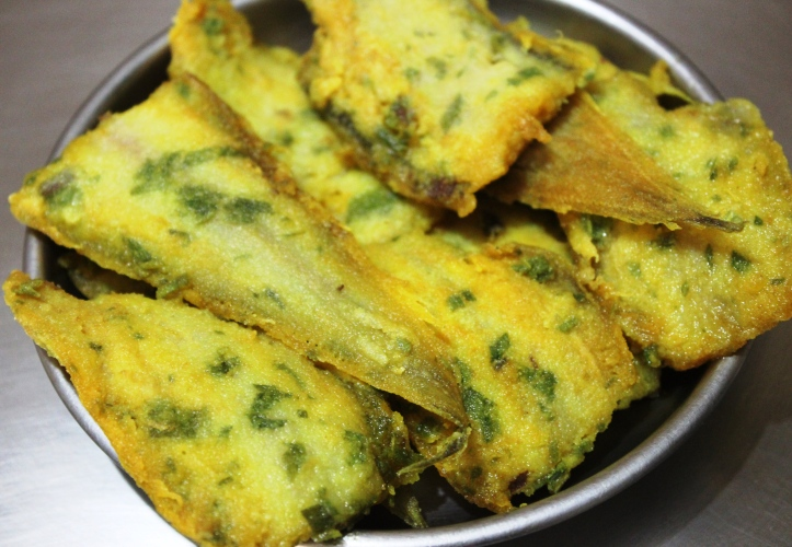 SOLE FISH PIECES: 'Sole' Fish Fry in a VERY fresh blend - Recipe in masalahealth.com