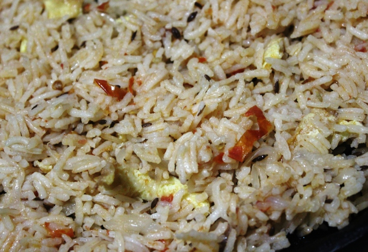The Pulao/Pilaf with the flavour of star anise -Pulao Recipe in masalahealth.com