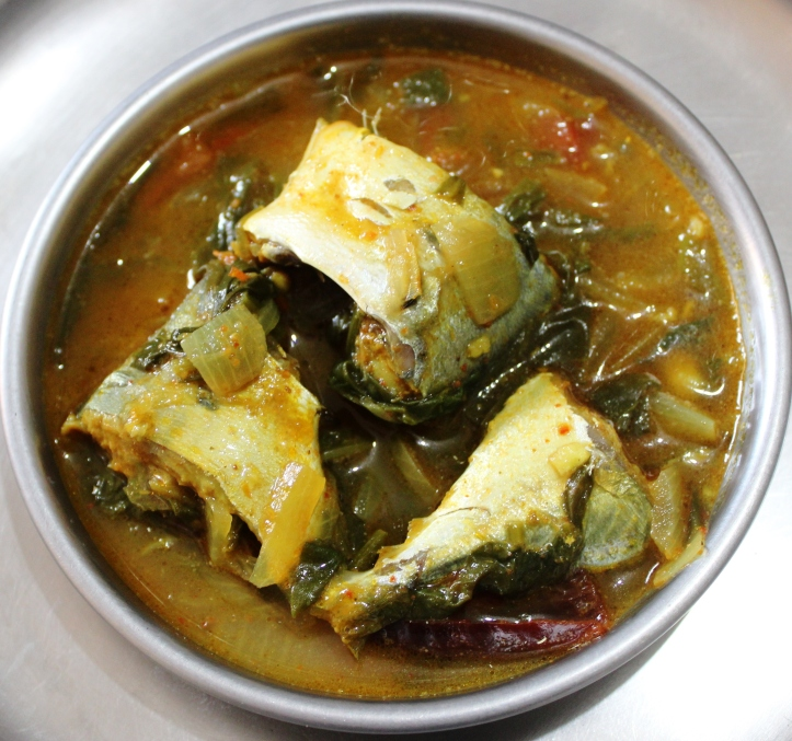 Mackerel Fish - The Recipe of Sambhar-Fish Curry in masalahealth.com