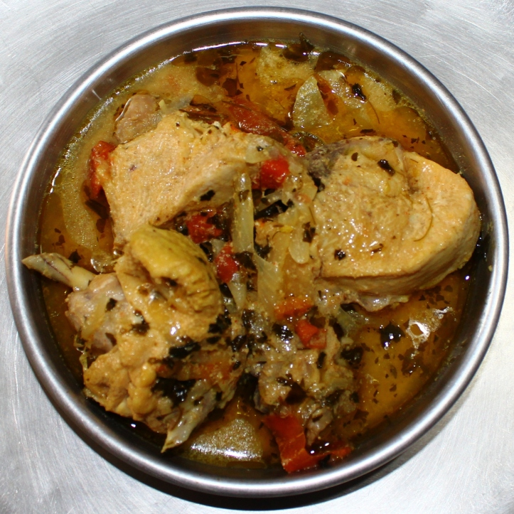 The Recipe of Easy, Tasty & Healthy Chicken Curry