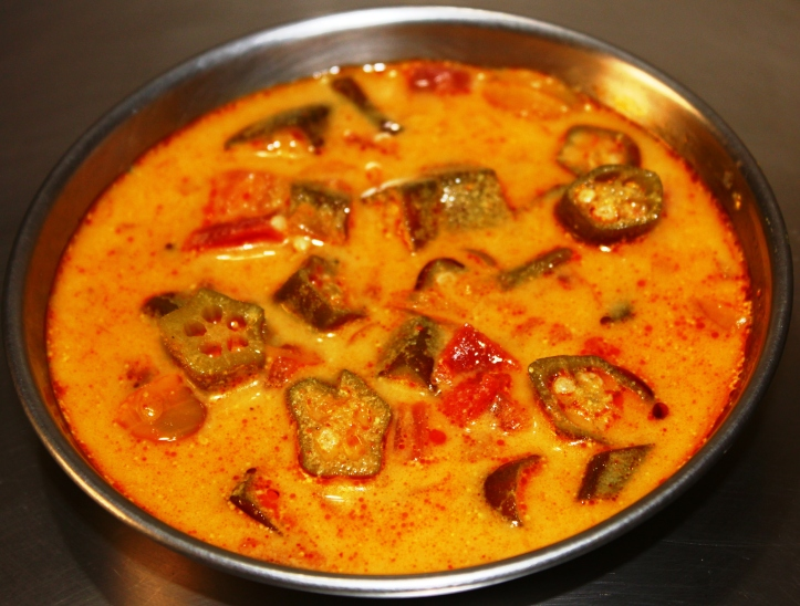 Okra Curry: The Recipe of Okra Curry in masalahealth.com
