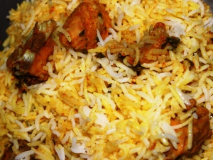 RICE and CHICKEN: Umami or Savory Chicken Pulao - Recipe in masalahealth.com