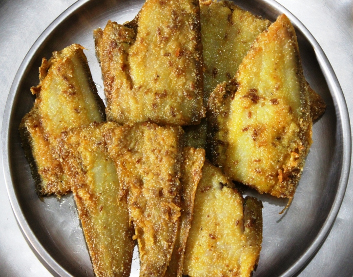 Sole Fish Pieces: Seafood - Cumin Sole Fish (Fish Fry Recipe in masalahealth.com)