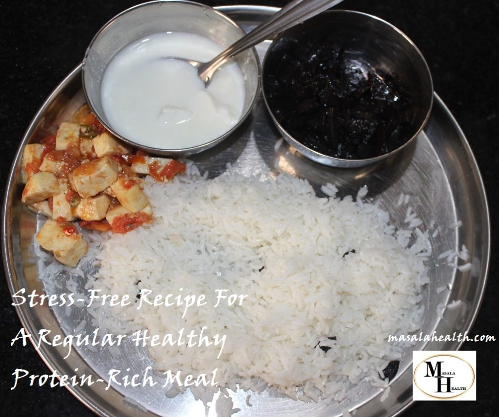 Stress-Free Recipe For A Protein-Rich Probiotics Meal in masalahealth.com
