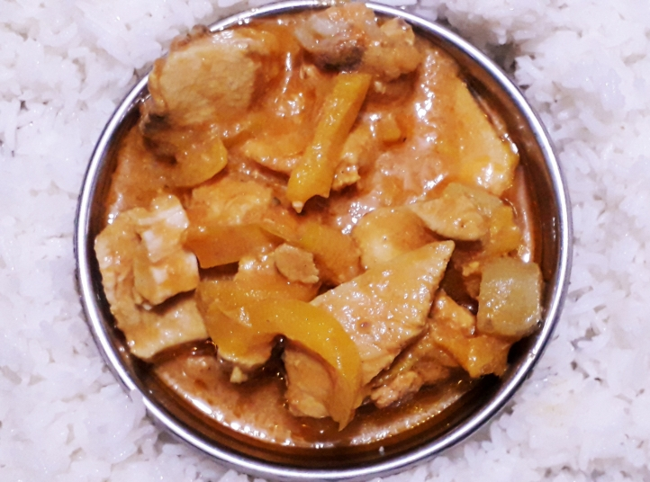 Delicious Chicken Yellow-Gravy: Recipe in MASALAHEALTH.COM