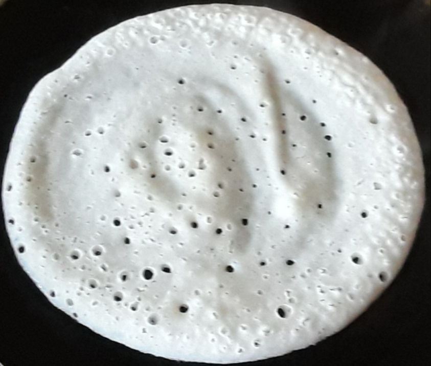 Well-Cooked Dosa