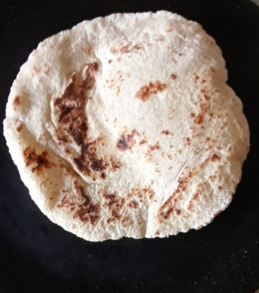 Semolina Roti/Chapati - Recipe in MASALAHEALTH.COM