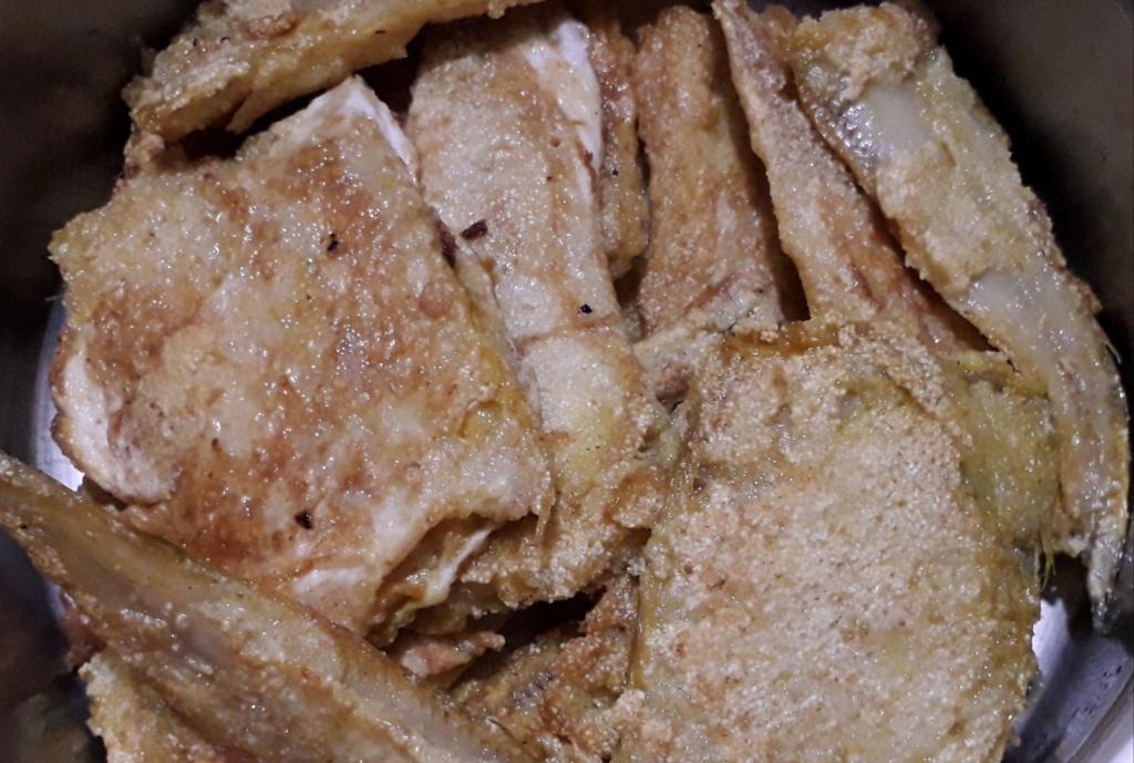 FRIED SOLE FISH - Recipe in MASALAHEALTH.COM