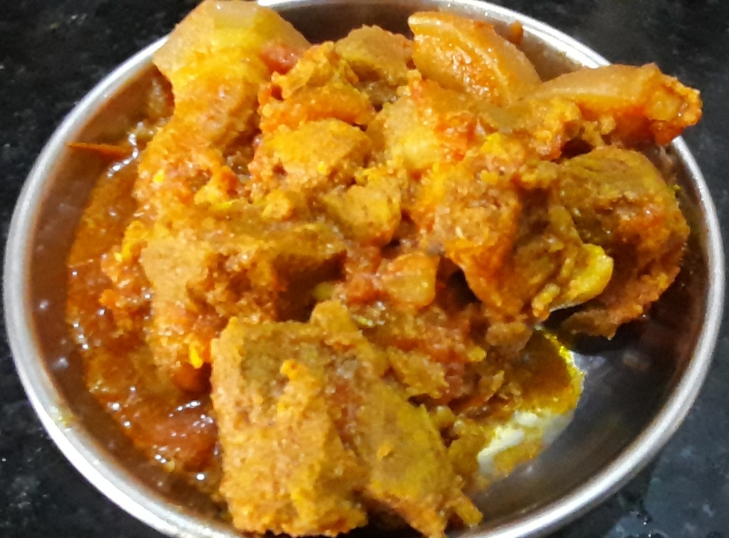 Pork Malvani - Recipe in MASALAHEALTH.COM