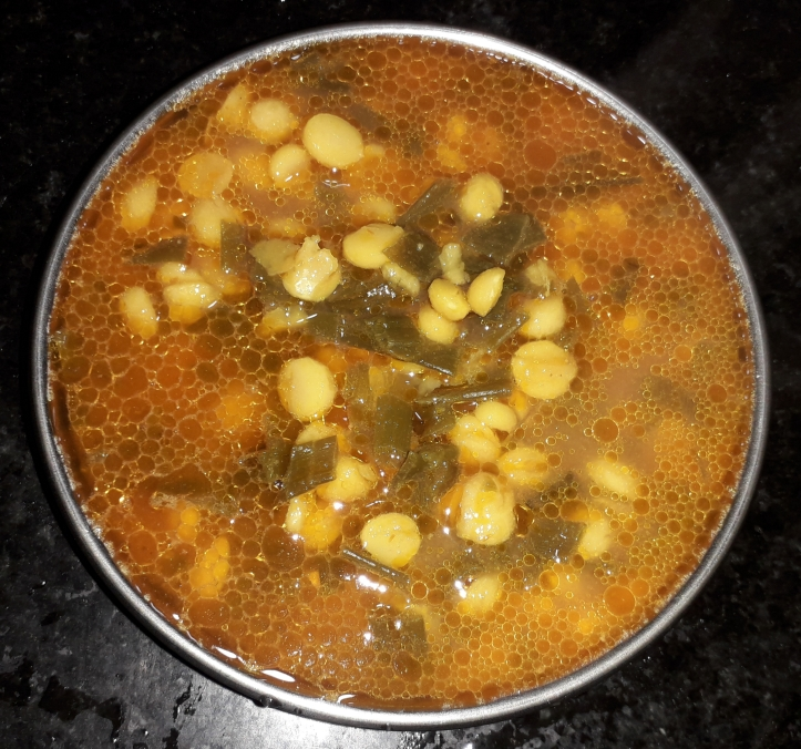 Purely Delicious Lentil Soup of Chana Dal/Split Chickpeas - Recipe in MASALAHEALTH.COM