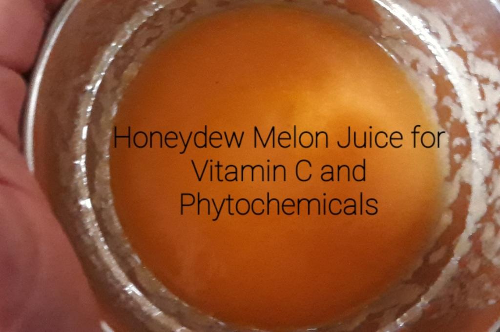 Honeydew Melon Juice