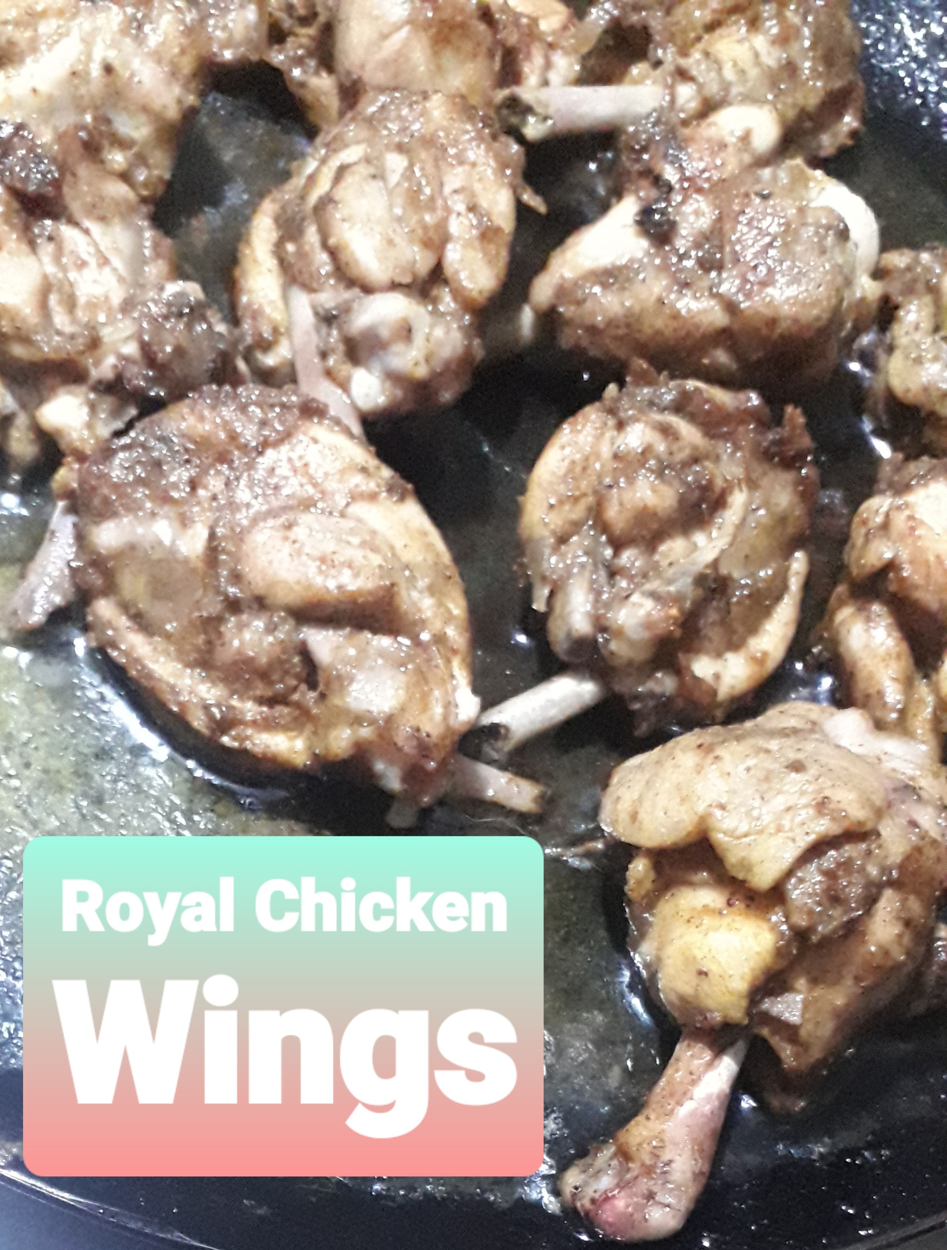 Royal Chicken Wings